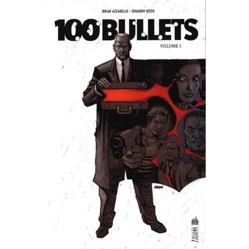 100 bullets Intégrale Tome 1 (VF)