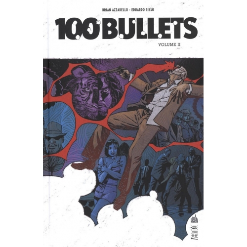 100 Bullets Intégrale Tome 2 (VF)
