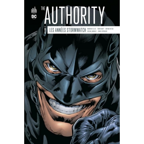 The Authority : les années Stormwatch tome 2 (VF) cartonné