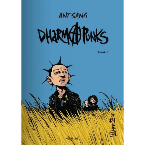 Dharma Punks Tome 1 (VF)
