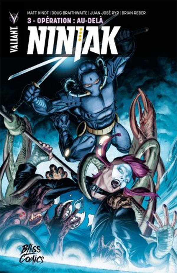 Ninjak Tome 3 (VF)