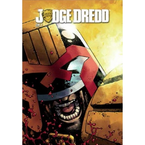 Judge Dredd tome 2 (VF)