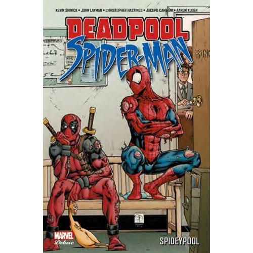 Deadpool / Spider-Man (VF)