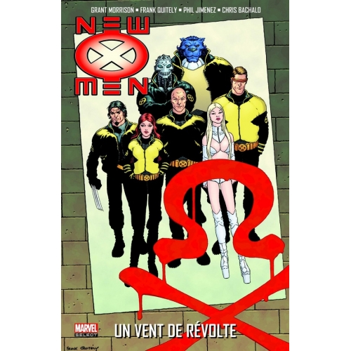 New X-Men Tome 3 Planète X (VF)