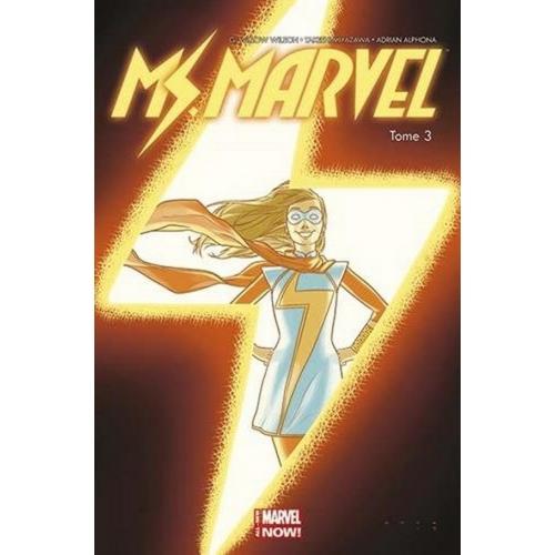 Ms Marvel Tome 3 (VF)