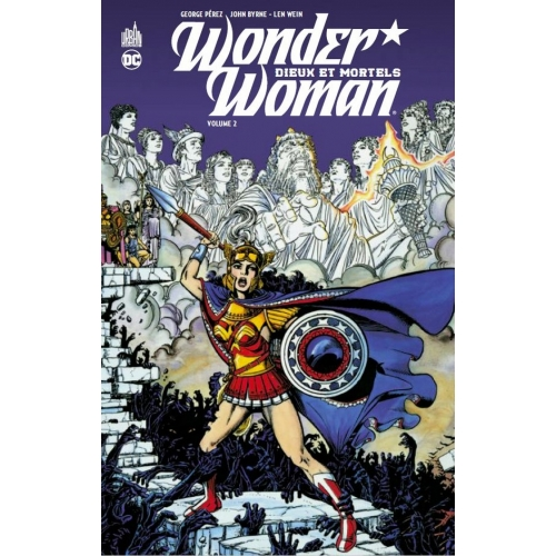 Wonder Woman Dieux et Mortels Tome 2 (VF)