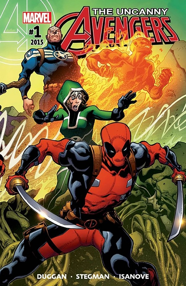 Spider-Man / Deadpool tome 1 (VF)
