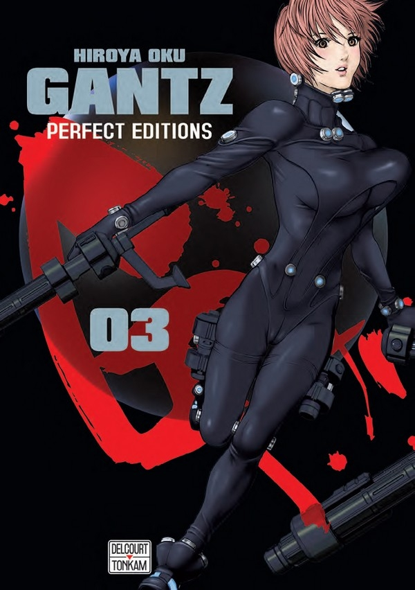 Gantz Perfect Edition Tome 3 (VF)