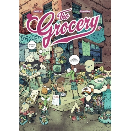 The Grocery L'Intégrale (VF)