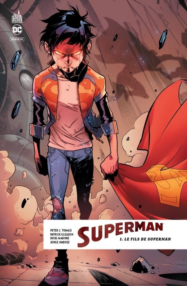 Superman Rebirth Tome 1 (VF)