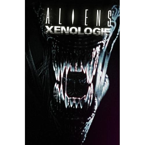 Aliens : Xenologie I - Édition DRY RETROWAVE - Tirage limité 500 ex (VF)