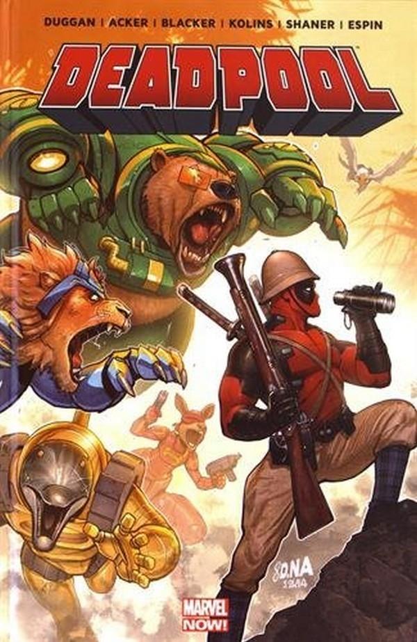 Deadpool La mort de Wolverine (VF)