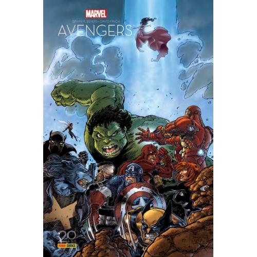 Avengers - La séparation Éd. 20 ans (VF)