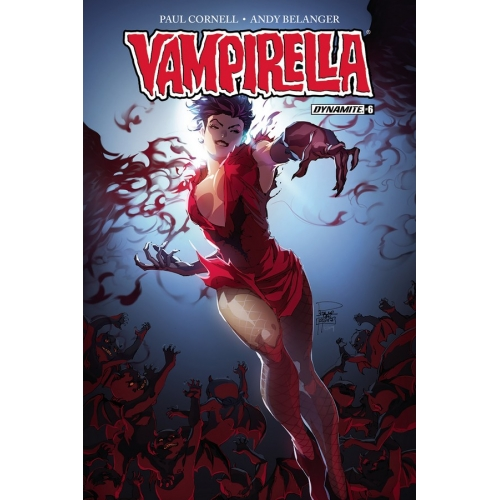 Vampirella 6 Philip Tan Cover (VO)