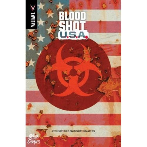 Bloodshot USA (VF)