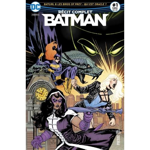 Batman n°1 Récit complet (VF)