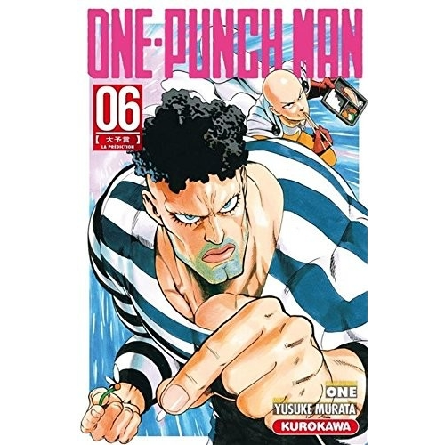 One Punch Man Tome 6 (VF)