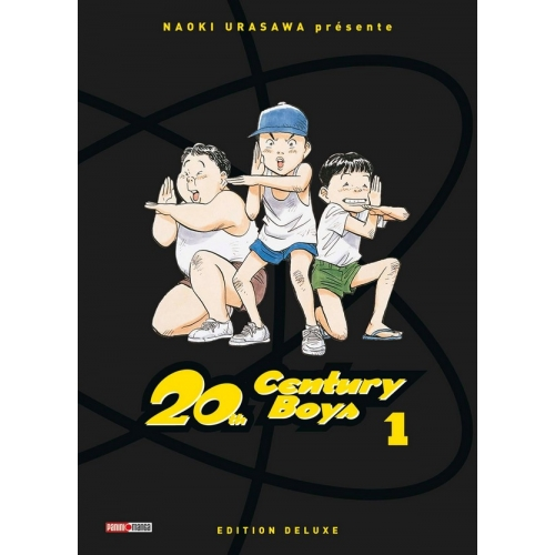 20th century boys - Deluxe Tome 1 (VF)