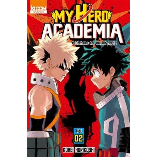 My Hero Academia Tome 2 (VF)