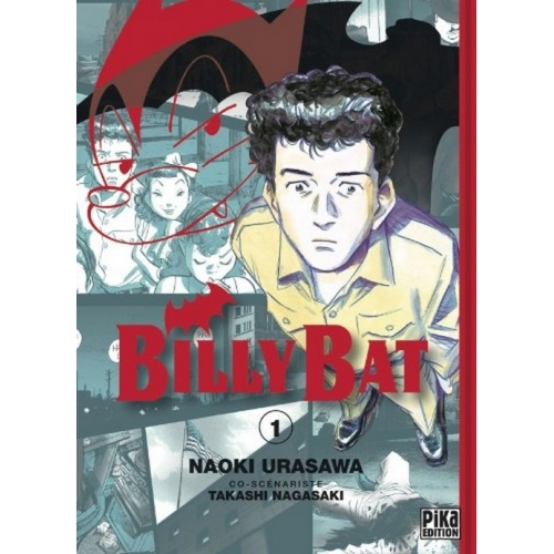 Billy Bat Tome 1 (VF)