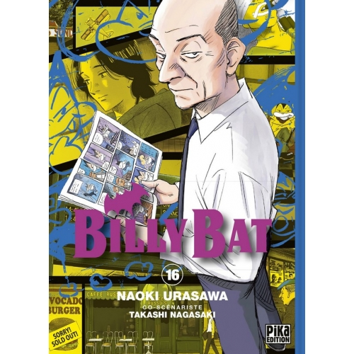 Billy Bat Tome 16 (VF)