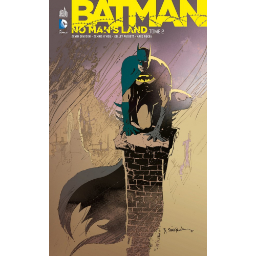 Batman No Man's Land tome 2 (VF)