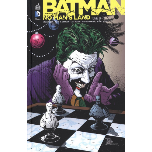 Batman No Man's Land tome 6 (VF)