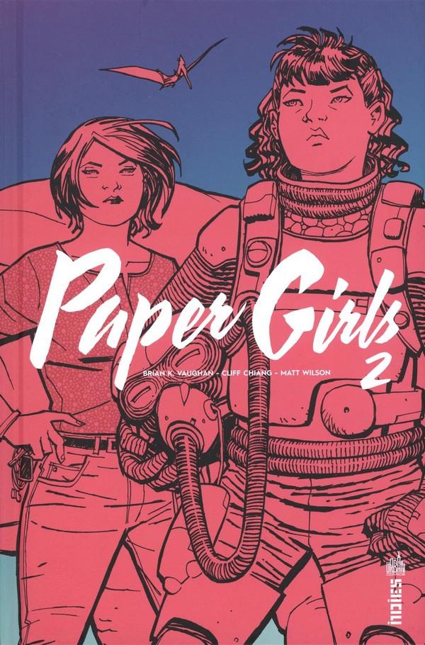 Paper Girls Tome 2 (VF)