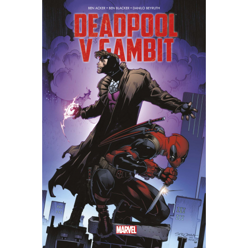 Deadpool vs Gambit Tome 1 (VF)