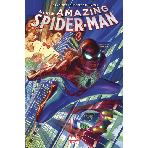 All-New Amazing Spider-Man Tome 1 (VF)