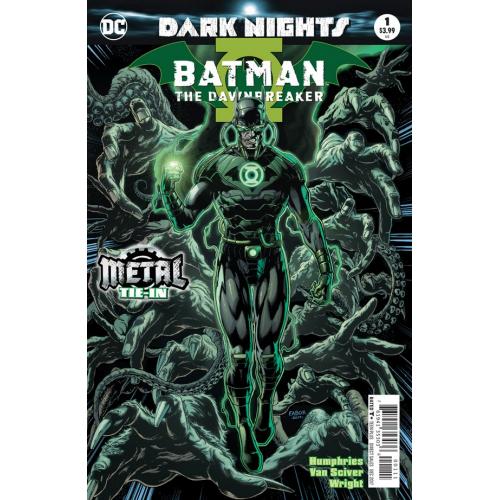 Batman : The Dawnbreaker 1 (VO) - METAL
