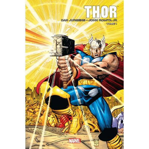 Thor par Jurgens et Romita Jr Tome 1 (VF)