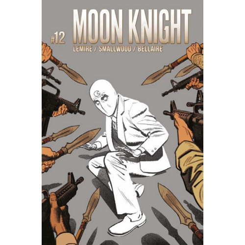 Moon Knight All-New All-Different Tome 3 (VF)