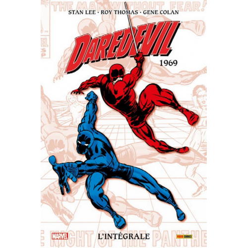 Daredevil : L'intégrale 1969 (VF)