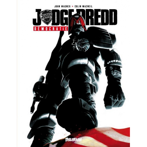 Judge Dredd Démocratie (VF)