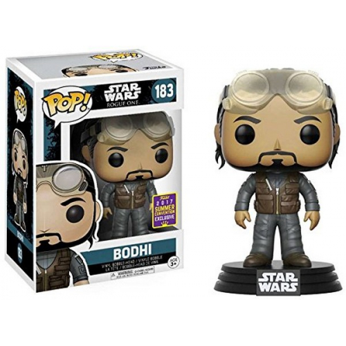 Funko Pop Rogue One Bodhi Exclu SDCC 2017 (183)