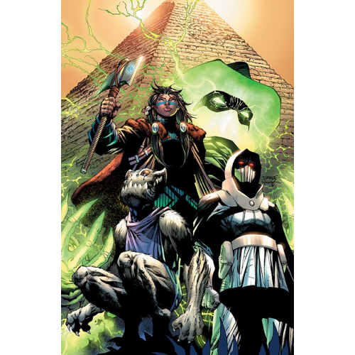 THE IMMORTAL MEN 1 (VO) JIM LEE - (NEW AGE OF DC HEROES)