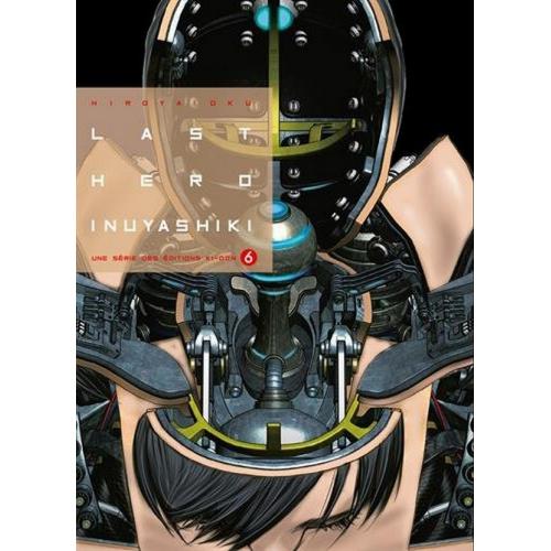 Last Hero Inuyashiki Tome 6 (VF)