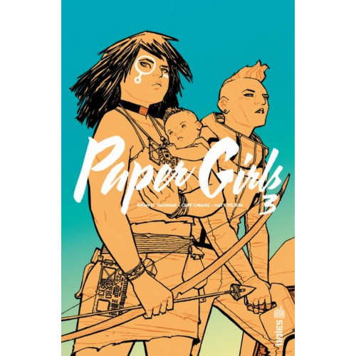 Paper Girls Tome 3 (VF)