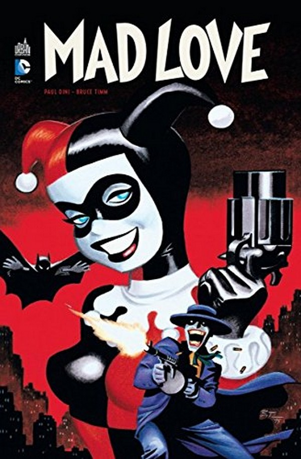 Batman Mad Love + DVD (VF)