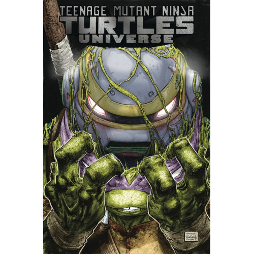 TMNT UNIVERSE TP Vol.2 New Strangeness (VO)