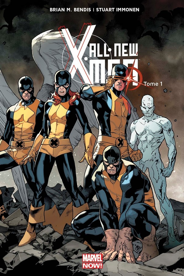 All New X-Men Tome 1 (VF)