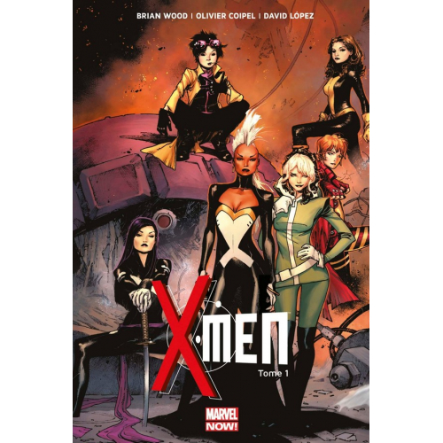 X-Men Marvel Now Tome 1 (VF)