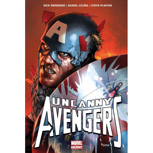 Uncanny Avengers Tome 3 (VF)