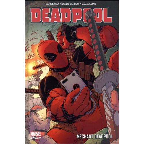 DEADPOOL TOME 5 : MECHANT DEADPOOL (VF)