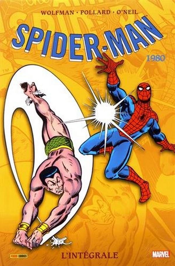 Amazing Spider-Man intégrale Tome 21 1980 (VF)