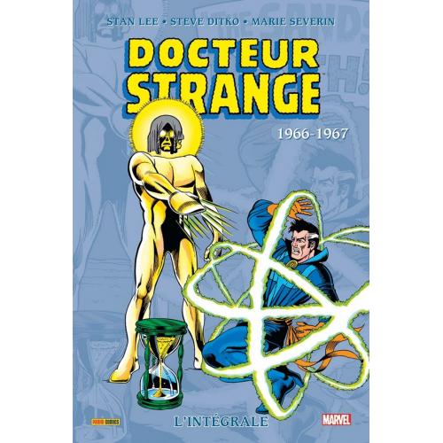 Docteur Strange intégrale Tome 2 1966-1967 (VF)