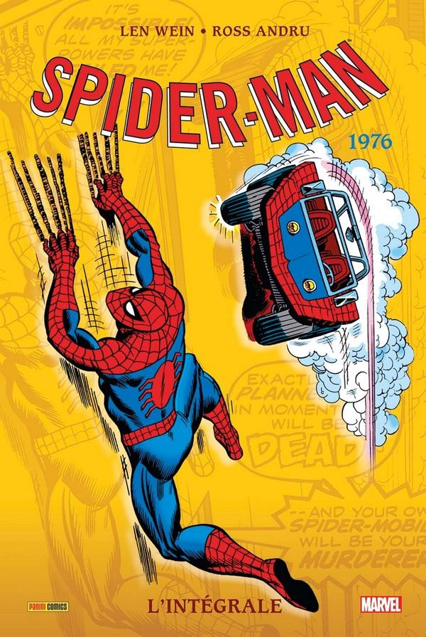 Amazing Spider-Man intégrale Tome 14 1976 (VF)