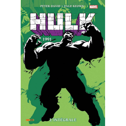 Hulk Intégrale Tome 6 1991(VF)