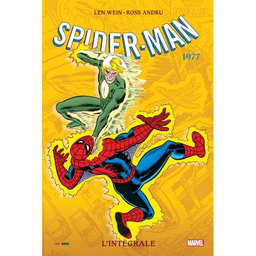 Amazing Spider-Man Intégrale Tome 15 1977 (VF)
